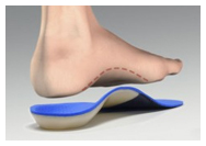 image of orthotics